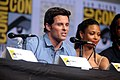 James Marsden & Thandie Newton (36224424965).jpg