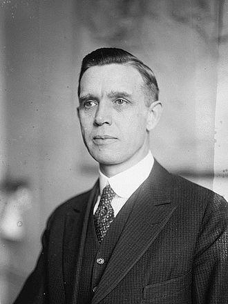 James T. Begg - 1921 or 1922