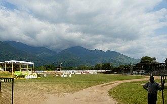 Jamhuri Stadium (Morogoro) - Image: Jamhuri Stadium, Morogoro