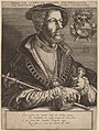 Jan Muller after Heinrich Aldegrever, Johan van Leyden (Jan Beukels), c. 1615, NGA 3532.jpg