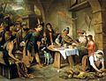 Jan Steen - Manius Curius Dentatus and the Samnite Ambassadors.jpg