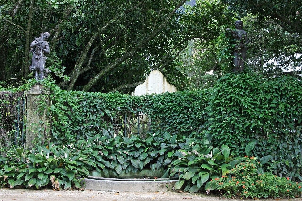 jardim vertical rio de janeiro:Jardim Botanico Do Rio De Janeiro