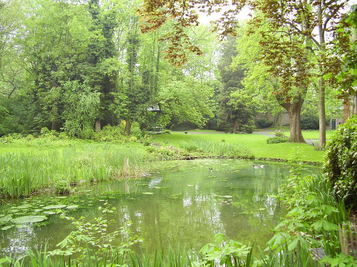 Etterbeek wikivoyage le guide de voyage et de tourisme for Jardin et parc 78