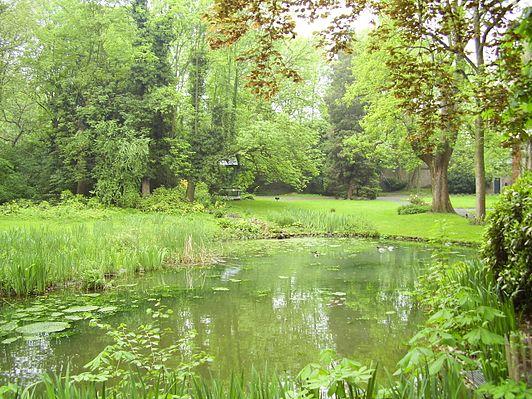 Jardin Jean-Félix Hap