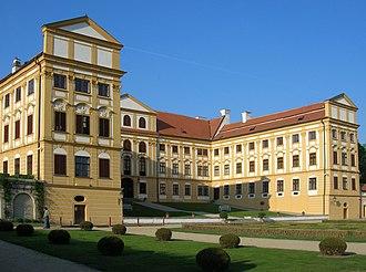 Jaroměřice nad Rokytnou - Jaroměřice Castle