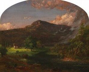 Tourn Mountain, Head Quarters of Washington, Rockland Co., New York
