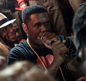 Jay Electronica - Jay Electronica in 2010