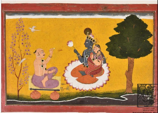 File:Jayadeva bow to Radha-krishna.jpg
