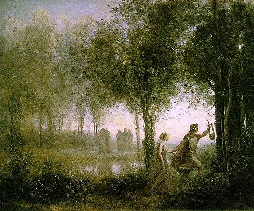 Jean-Baptiste-Camille Corot - Orphée