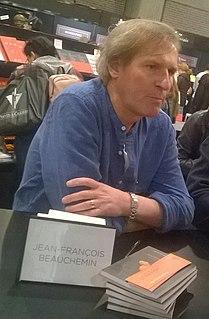 Jean-François Beauchemin Canadian writer