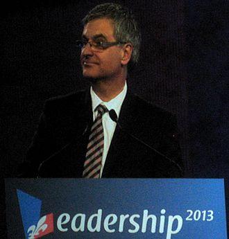 Jean-Marc Fournier - Image: Jean Marc Fournier PLQ Convention