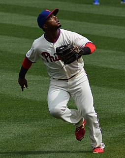 Jean Segura Dominican baseball player