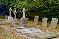 Jenner Family Graves, Standish - geograph.org.uk - 333837.jpg