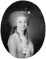 Grevinde Margarethe Moltke, f. Løvenskiold