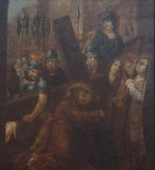 Jesus encontra as mulheres de Jerusalém (1)