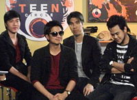 Jetset'er interviewed at VERY TV.jpg