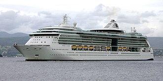 Jewel of the Seas - Image: Jewel of the Seas G628
