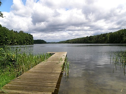 Jezioro Zdbiczno - panoramio
