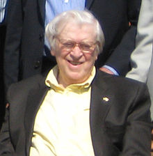 Jimmy Perry in May 2011