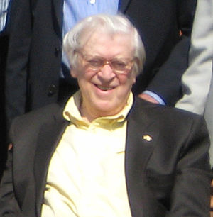 Jimmy Perry - Perry in May 2011