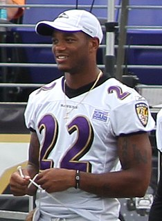 Jimmy Smith (cornerback) American football cornerback