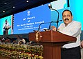 Jitendra Singh addressing at the 66th Plenary of North Eastern Council, in New Delhi.jpg