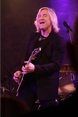 Joe Walsh - Image: Joe Walsh Troubadour 2012