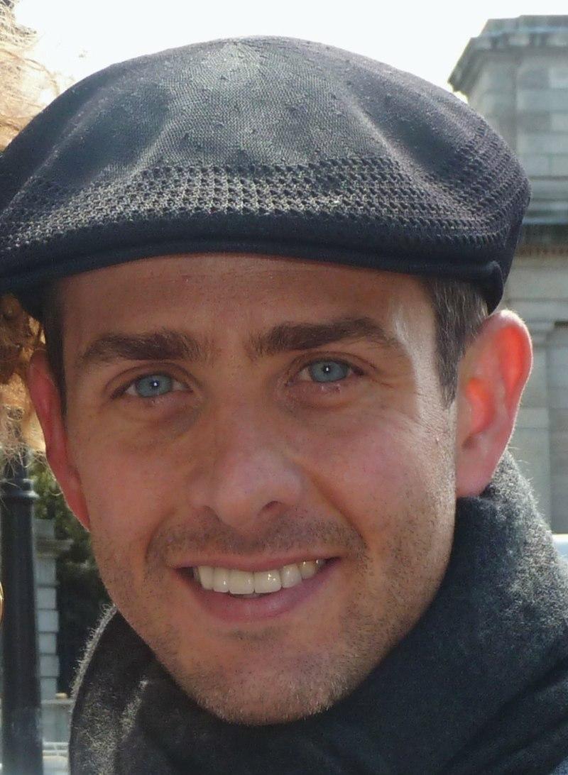 Joey McIntyre April 2012.jpg