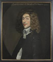 Johan von Wallenstein, greve