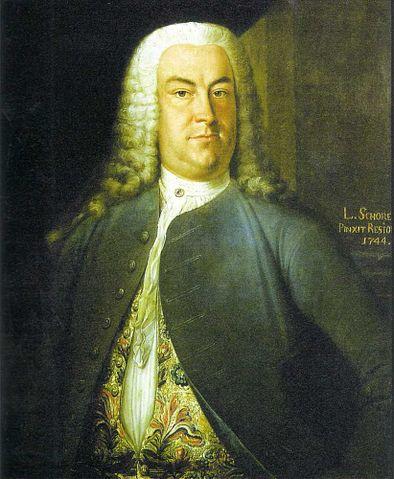 Foto des Autoren Johann Christoph Gottsched