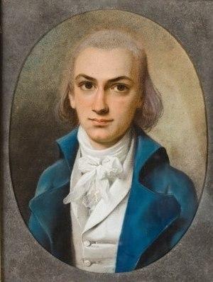 Johannes Søbøtker - Image: Johannes Søbøtker (1797)