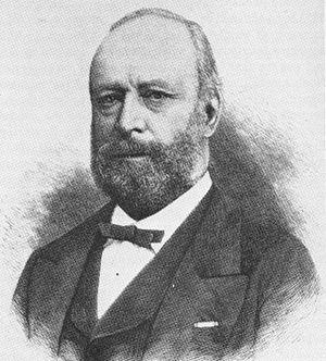 Holstein Mansion - Johannes Theodor Reinhardt