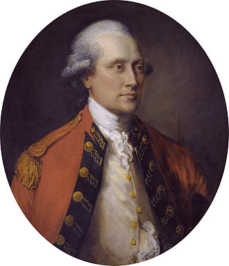 John Campbell, 5th Duke of Argyll - 5th Duke of Argyll