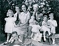 John Farrow family 1950.jpg