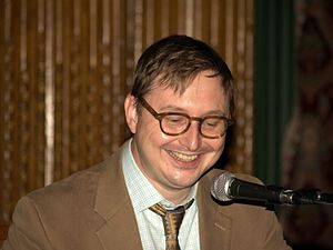 John Hodgman - Hodgman at the 2010 Brooklyn Book Festival.