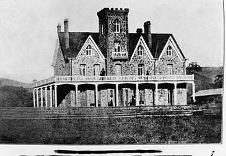 Marsh Creek State Park (California) - John Marsh House, ca. 1856
