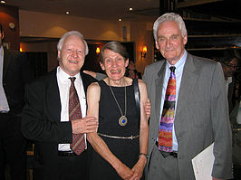 John McNeill, Barbara Pickersgill & Vernon Heywood