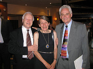 Vernon Heywood - John McNeill, Barbara Pickersgill and Vernon Heywood