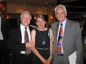 Vernon Heywood - John McNeill, Barbara Pickersgill and Vernon Heywood