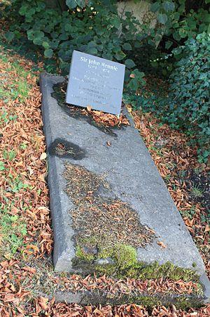 John Rennie the Younger - John Rennie's grave, Kensal Green Cemetery