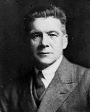 John Robertson (New Zealand politician, born 1875) - Image: John Robertson, 1935