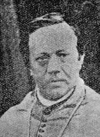 Bishop Luers High School - The namesake of the school, Bishop John Henry Luers