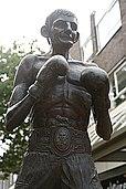 Statue of Owen