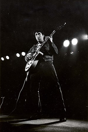 Jonathan Richman - Jonathan Richman in Tokyo, sometime in the 80's