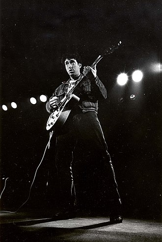 Jonathan Richman - Jonathan Richman in Tokyo, sometime in the 80s
