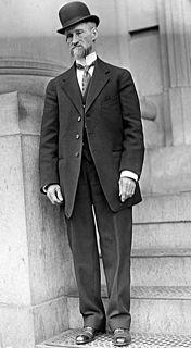 Joseph Mackey Brown American politician