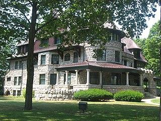 Joseph D. Oliver House United States historic place
