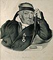 Joseph Jacotot. Lithograph by A. Lemonnier after Hess. Wellcome V0003035.jpg