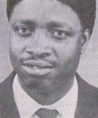 Vice-President of Zimbabwe - Image: Joseph Msika