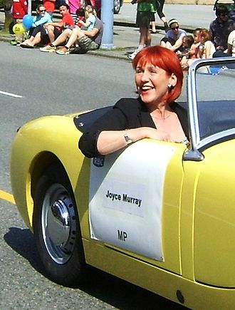 Joyce Murray - Point Grey Fiesta Day in Vancouver Quadra June 19, 2010